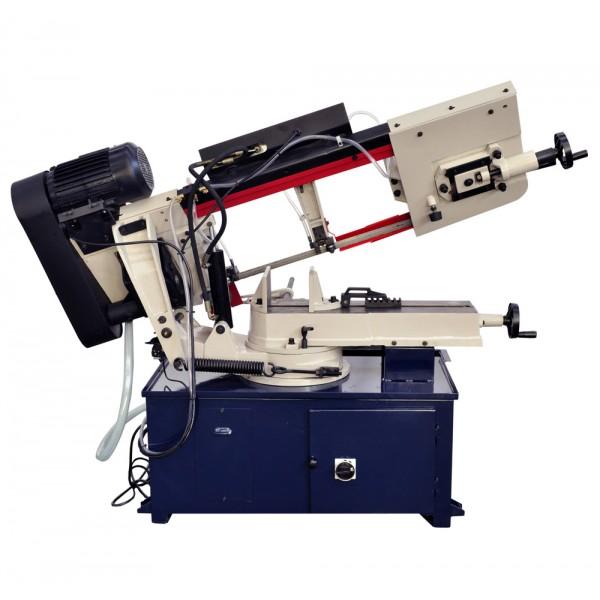 10 Inch X 18 Inch Metal Cutting Band Saw With Swiveling