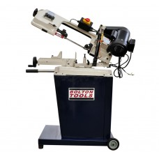 """5"""" x 6"""" METAL CUTTING BANDSAW WITH SWIVEL HEAD  