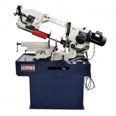 9 Inch x 12-3/8 Inch Mitering Horizontal Bandsaw With Swivel Mast | BS-315G