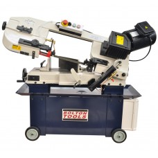 """7 """" X 12 """" Geared Head Metal Cutting Band Saw - Horizontal/Vertical Combination Bandsaws   
