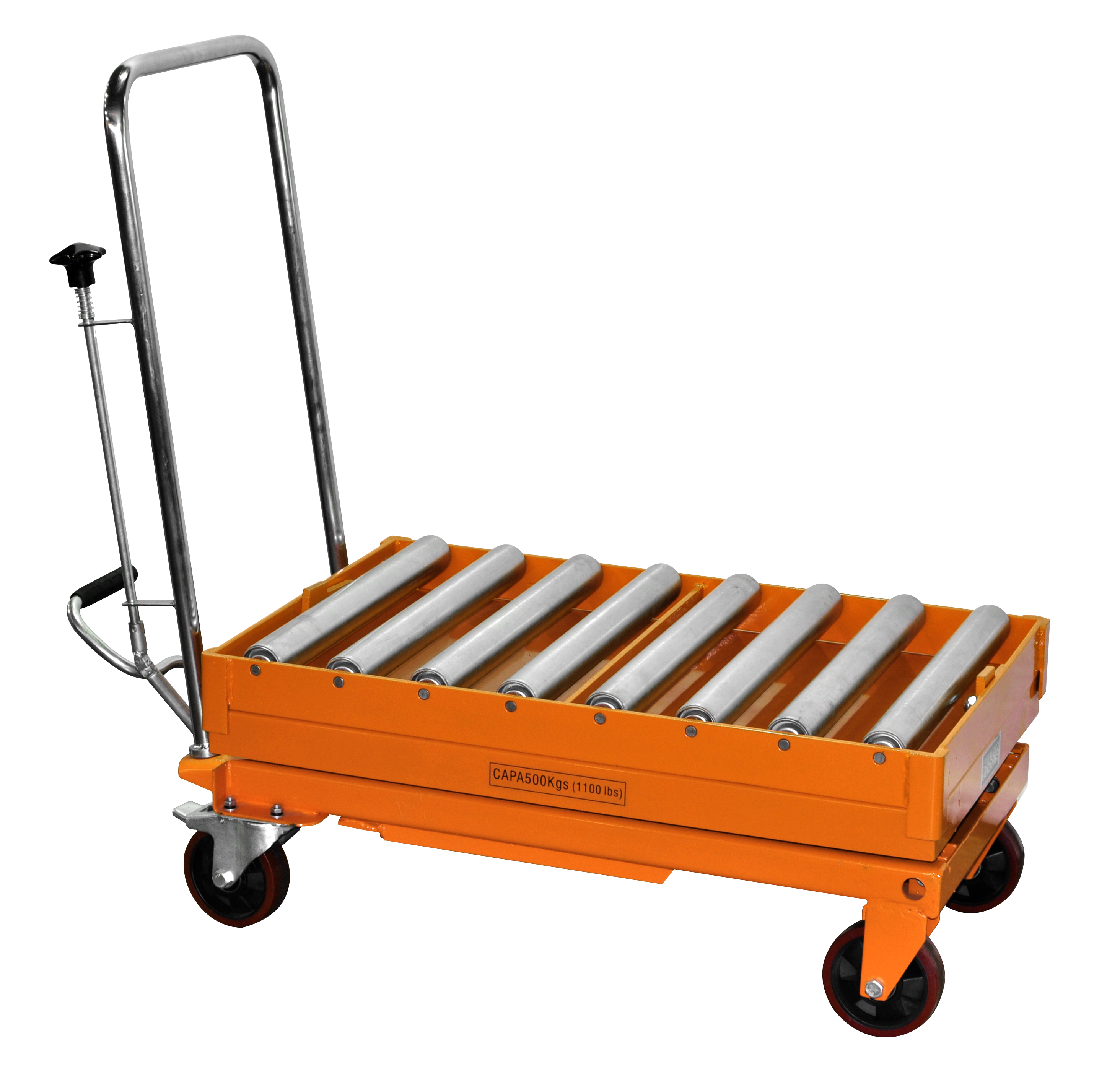 cart product lb table lift hydraulic tools capacity shop roughneck air