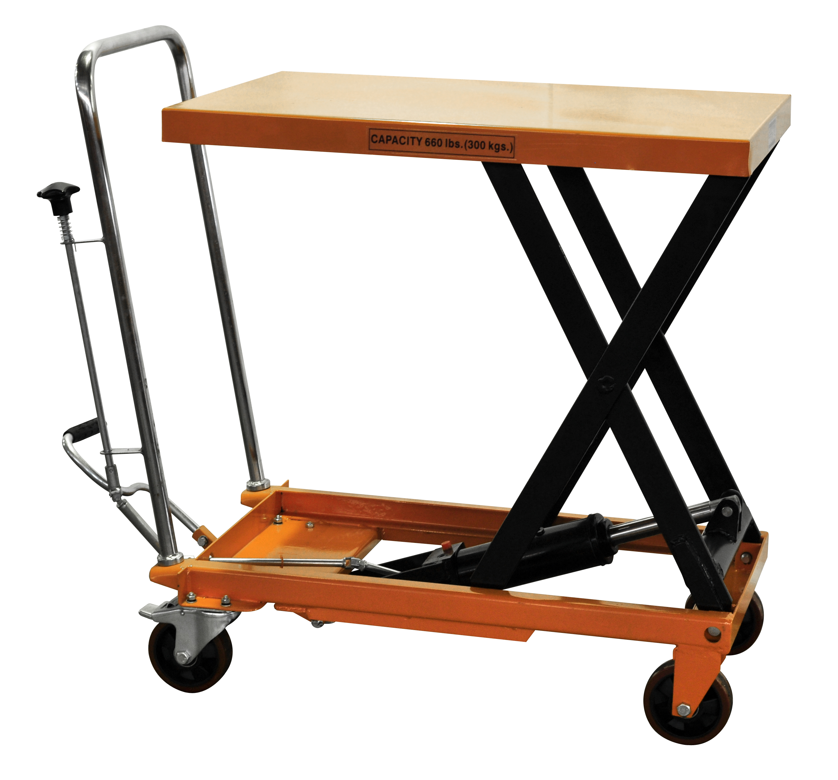 carts lift dual eoslift scissor series tad us products table
