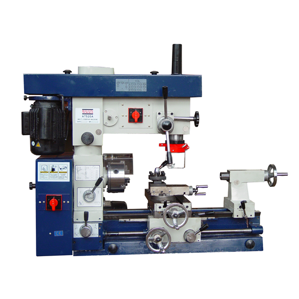 Grizzly G9729, Mill / lathe / Drill with tooling ...