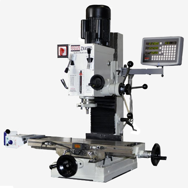 9 1 2 X 32 Gear Drive Milling Machine Feed Dro