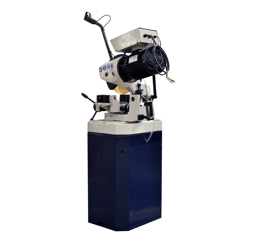 14 Inch Slow Speed Cold Cut Saw With Swivel Base Amp Double