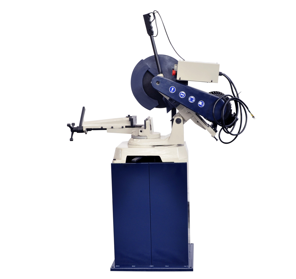 14 Inch Metal Cutting Heavy Duty Abrasive Saw With Swivel