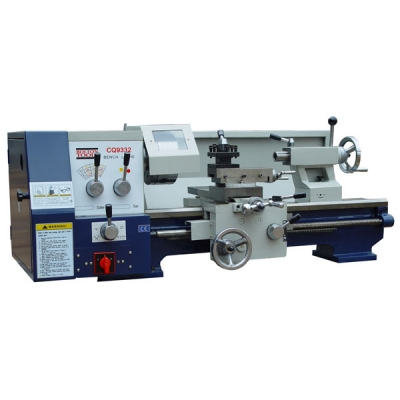 "12"" x 24"" Gear-Head Bench Top  Metal Lathe  