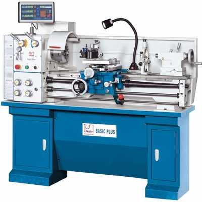 "Knuth 12"" x 31"" Metal Lathe with 3 Axis DRO Basic Plus"