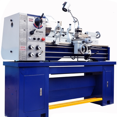 "14"" x 40"" Gear Head Toolroom Metal Lathe With 2"" Bore BT1440G-3"