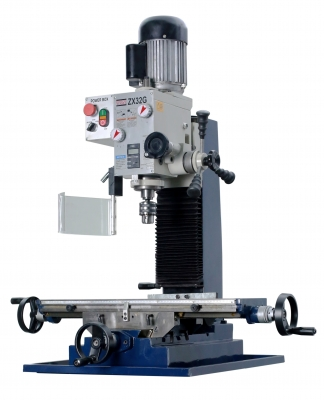 "27 9/16"" x 7 1/16"" Milling and Drilling Machine 