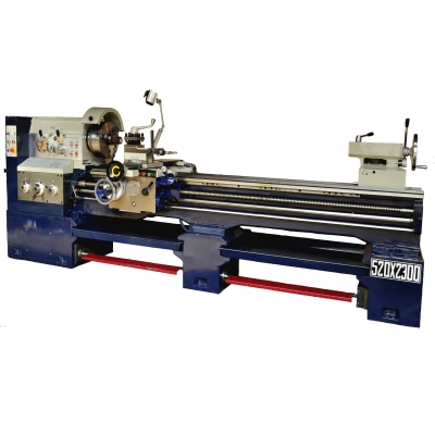 "20.5""x90"" High Precision Engine Lathe - Metal Lathes 