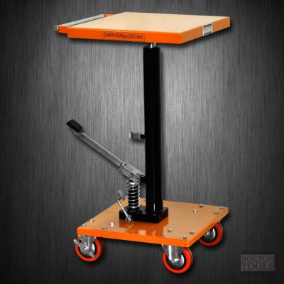 Center Post Hydraulic Lift Table | 220 lb | PT-02-1616
