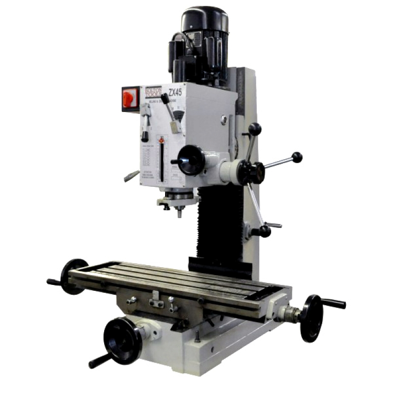 9 1 2 X 32 Gear Head Benchtop Milling Drilling Machine