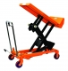 Hydraulic Scissor Lift and Tilt Table Cart | 660 lb | TF30F