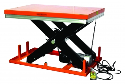 Stationary Powered Hydraulic Lift Table | 11000 lb | ET5002