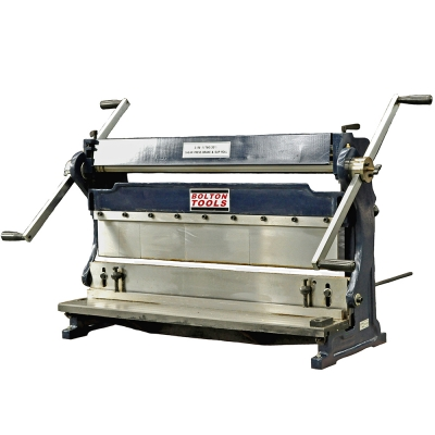 "24"" Combination 3 in 1 Sheet Metal Machine - Shear-Brake-Press 