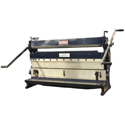 "40"" Combination 3 in 1 Sheet Metal Machine - Brake and Press 
