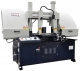 "13 3/4"" Dual Column Horizontal Band Saw 