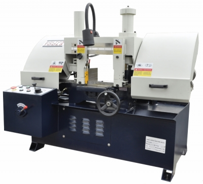 "7 7/8"" Dual Column Horizontal Band Saw GK4220"