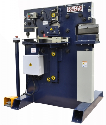 Bolton Tools 55 Ton Ironworker